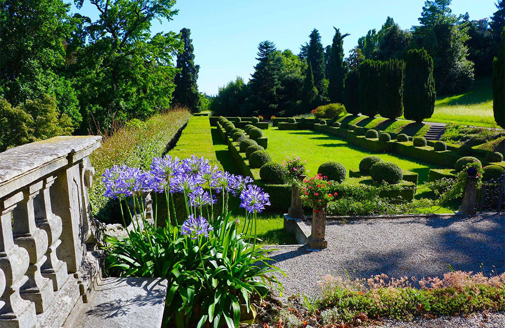 giardino italiano villa craven