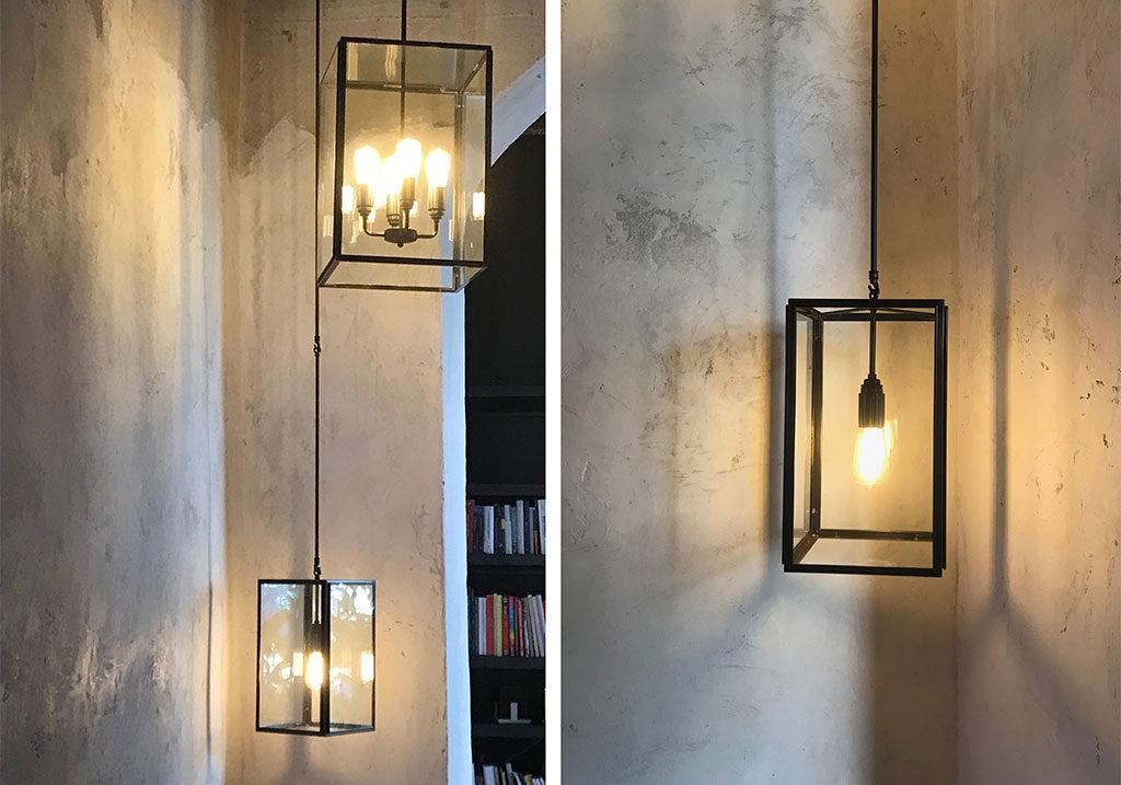 lampada a sospensione esterno