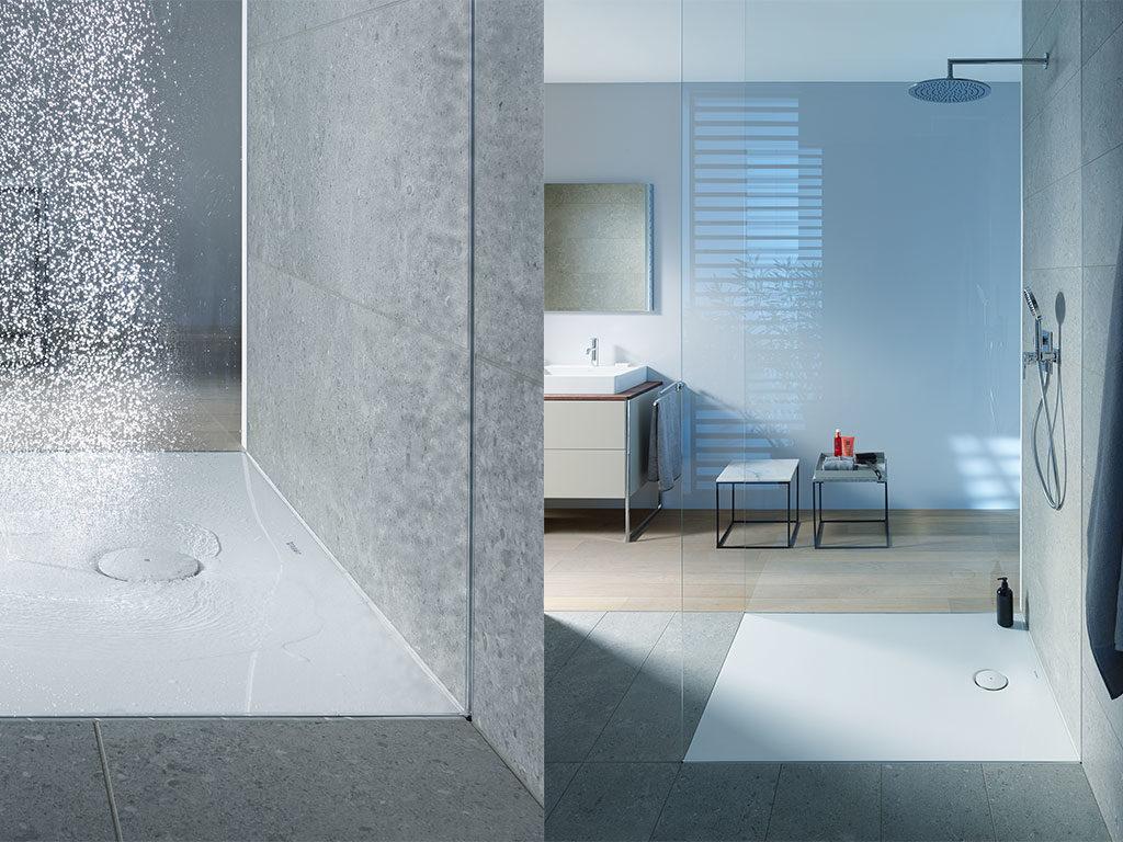 piatti doccia filo pavimento design