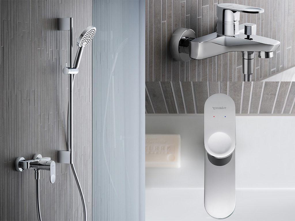 rubinetti bagno design cromo