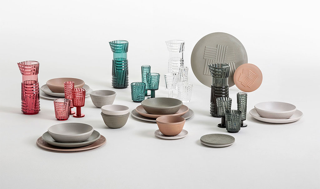tableware design urquiola