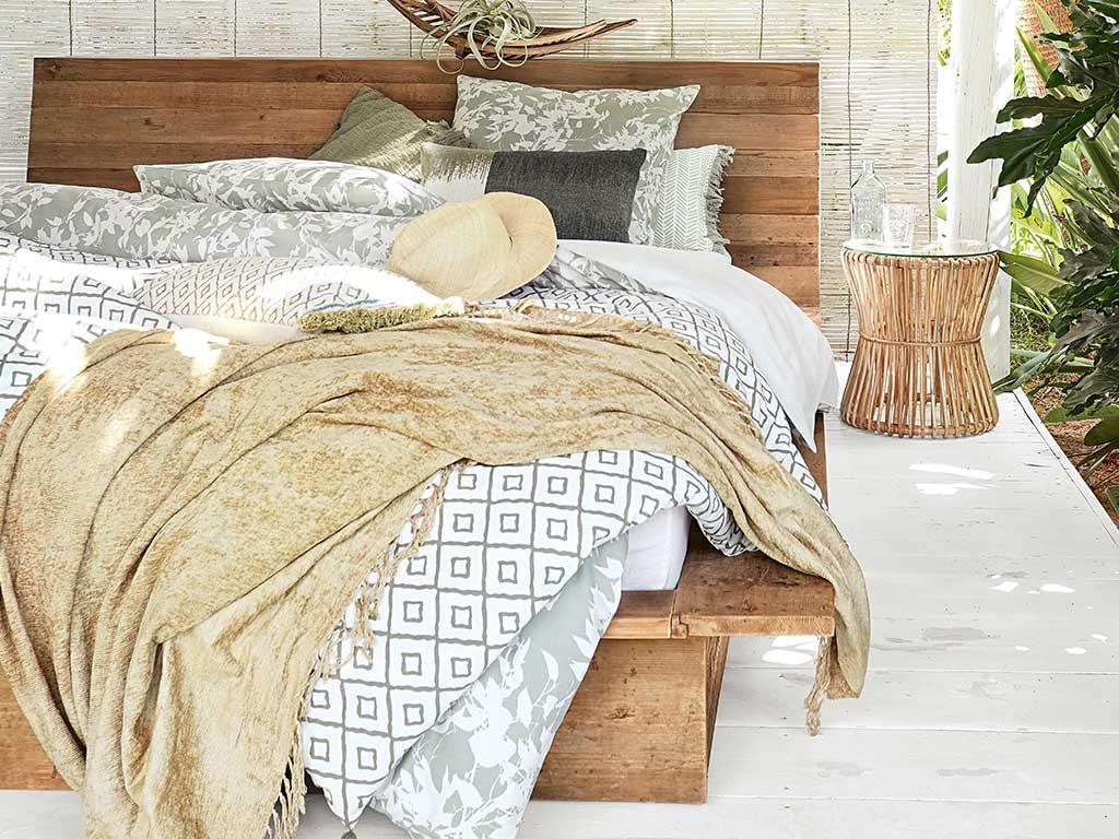 tessili camera da letto colori chiari