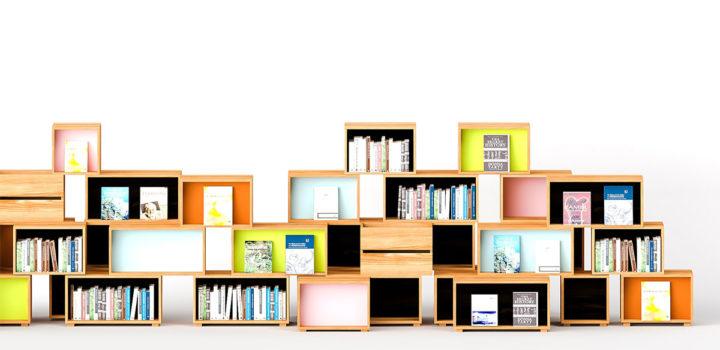 """Design in ordine con il sistema box """"Tsumi Kibako"""""""