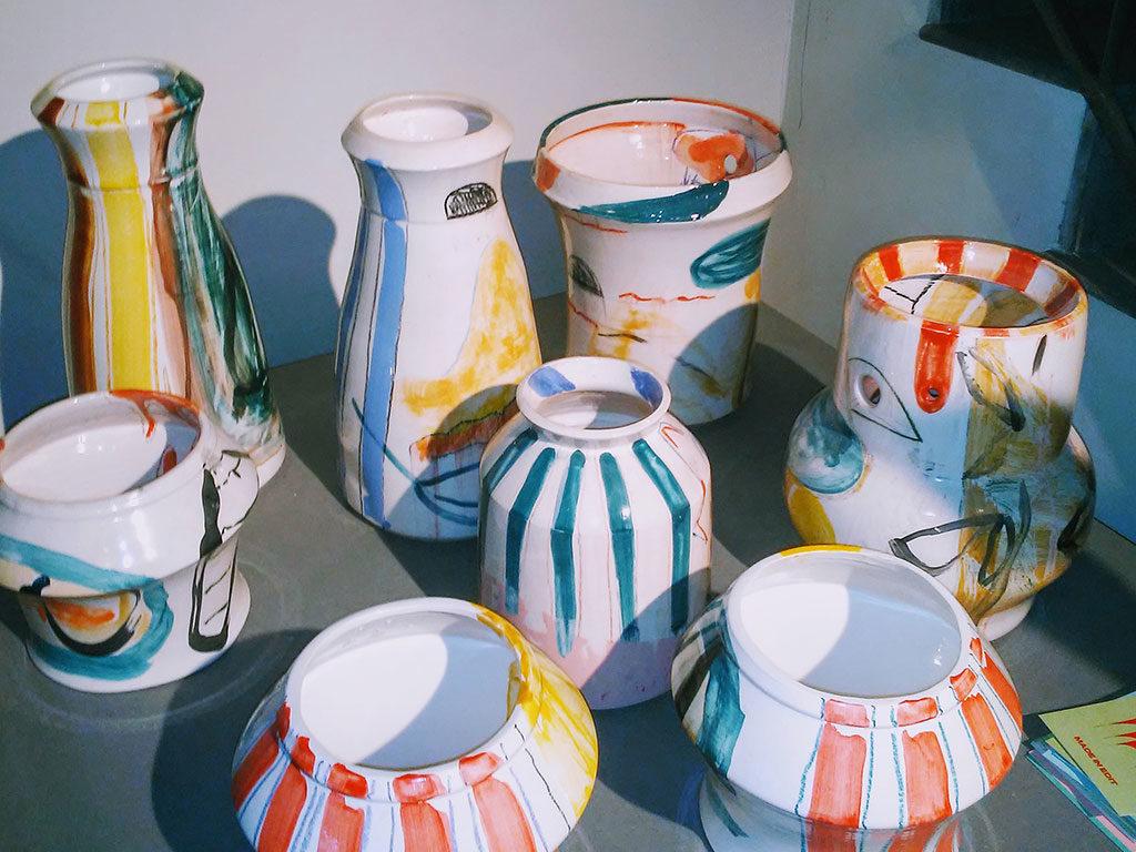 collezione ceramica minori