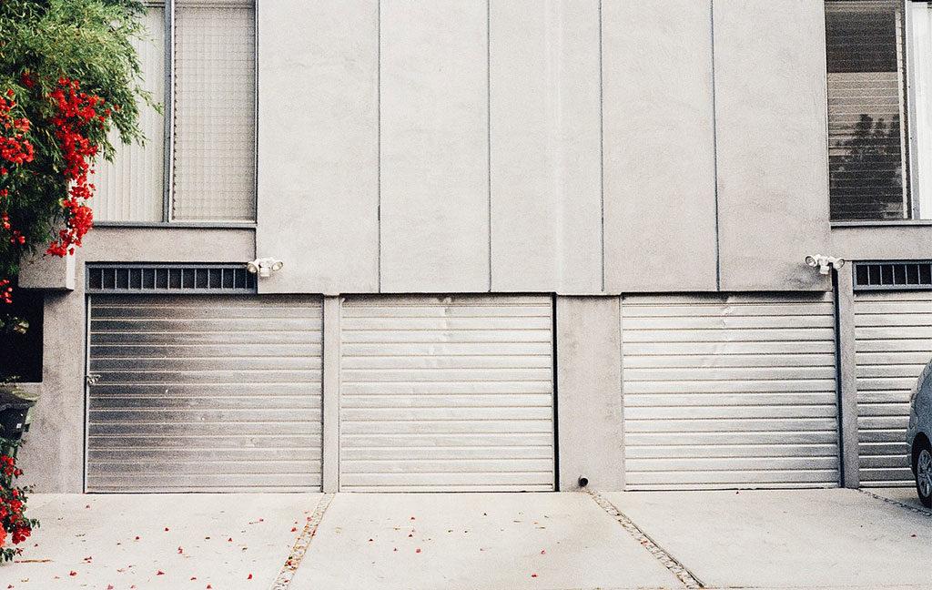porte garage auto condominio