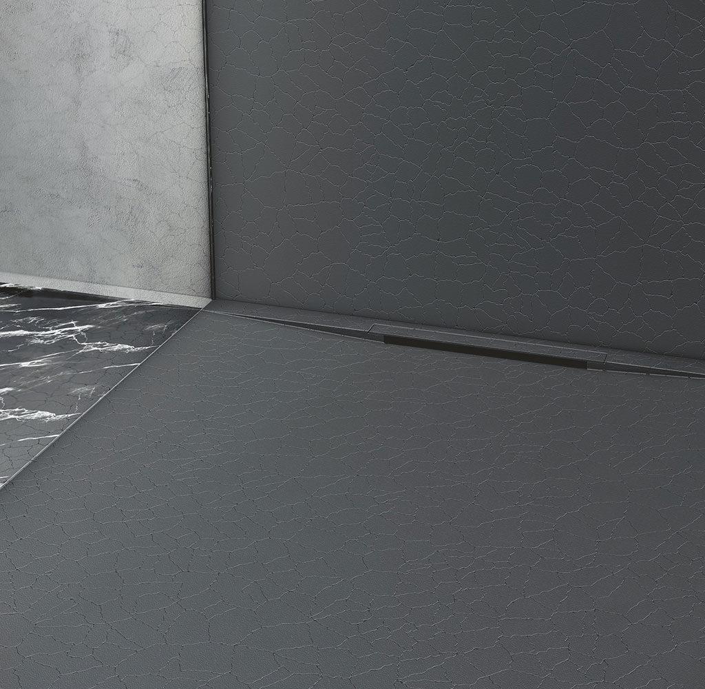 scarico nascosto piatto doccia