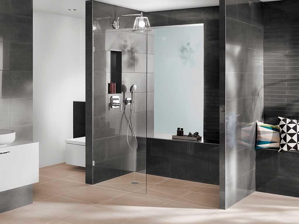 bagno doccia walk in
