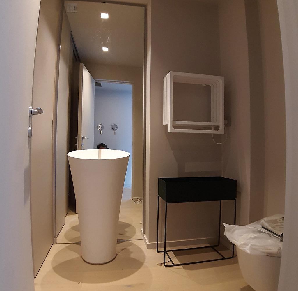 bagno servizio appartamento