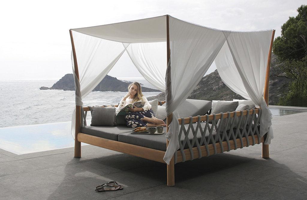 letto legno da esteno