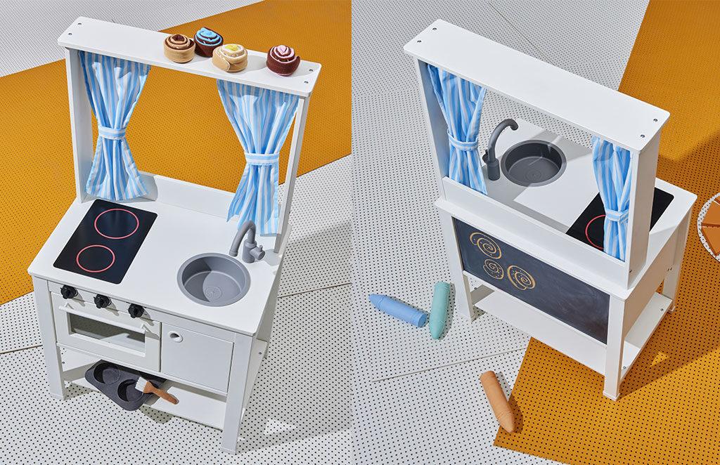 mobiletto cucina gioco per bambini