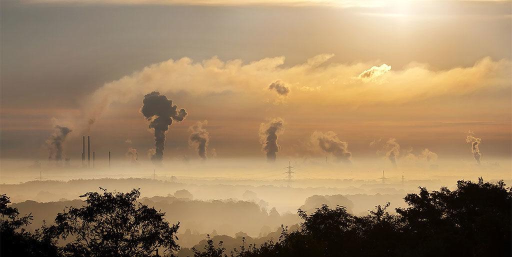 panorama industrie inquinamento