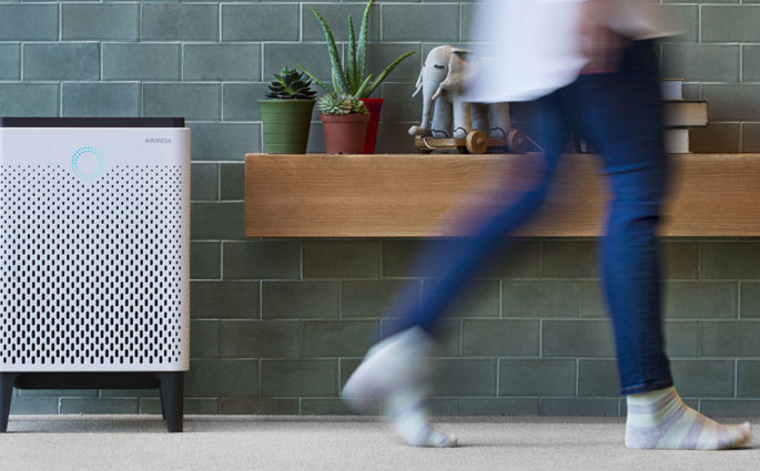 purificatore aria casa