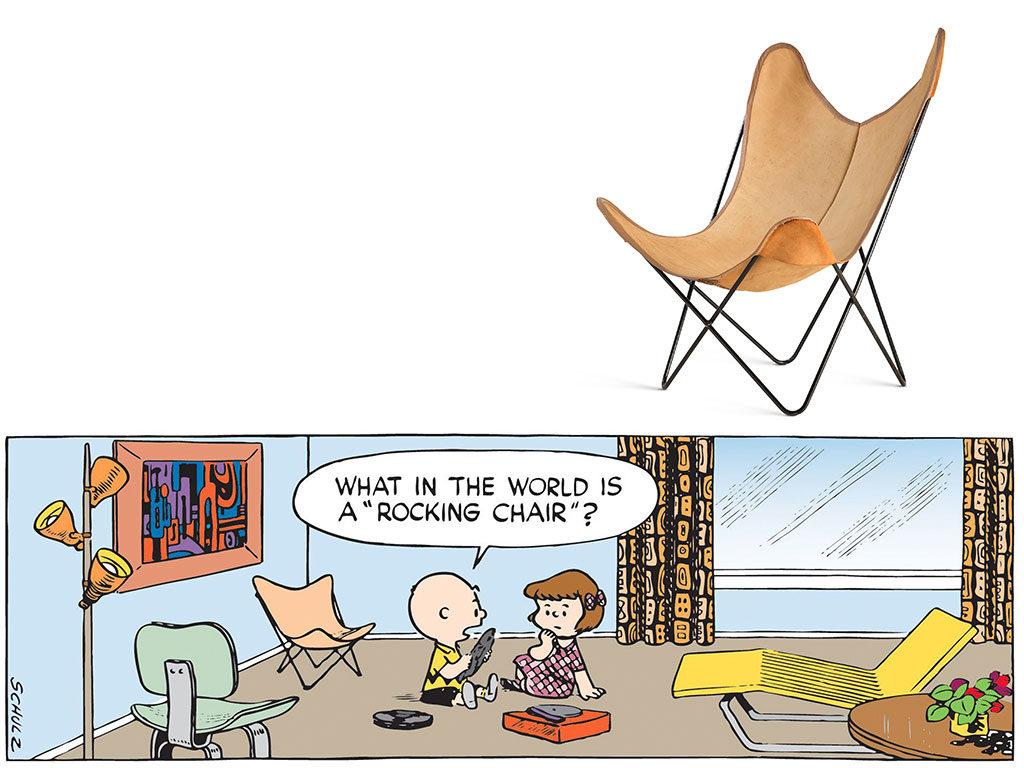 fumetto snoopy con dettaglio design