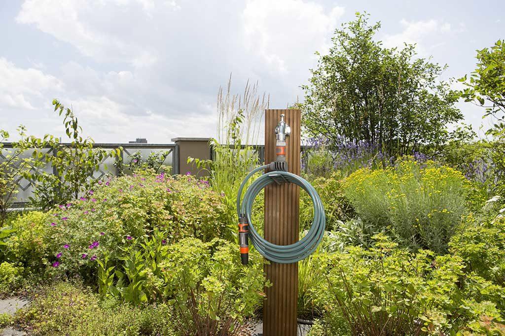 tubo irrigazione terrazzo