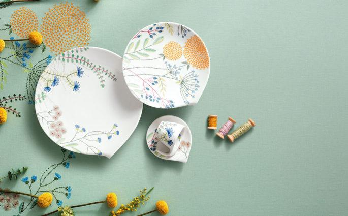 piatti ceramica decorati design