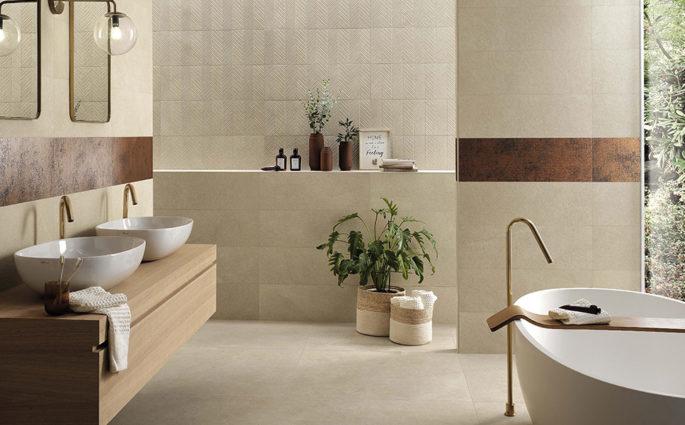 ambiente bagno moderno