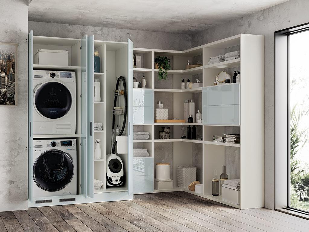 arredo lavanderia angolare