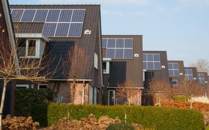 impianto fotovoltaico villetta