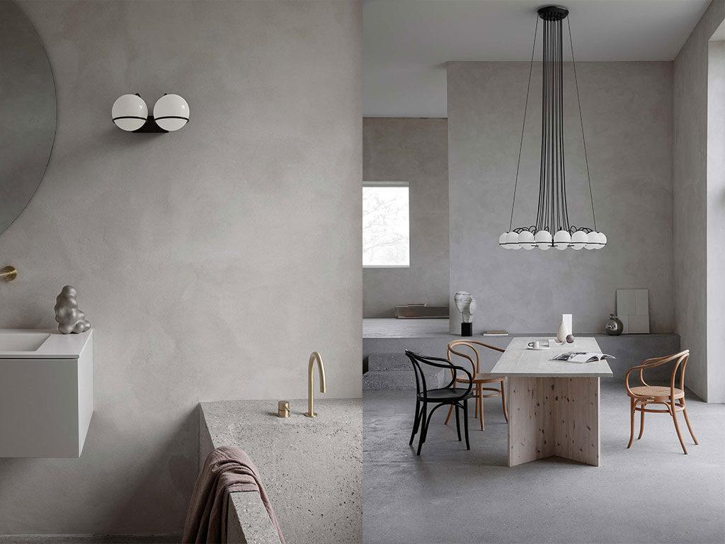 lampade gino sarfatti design
