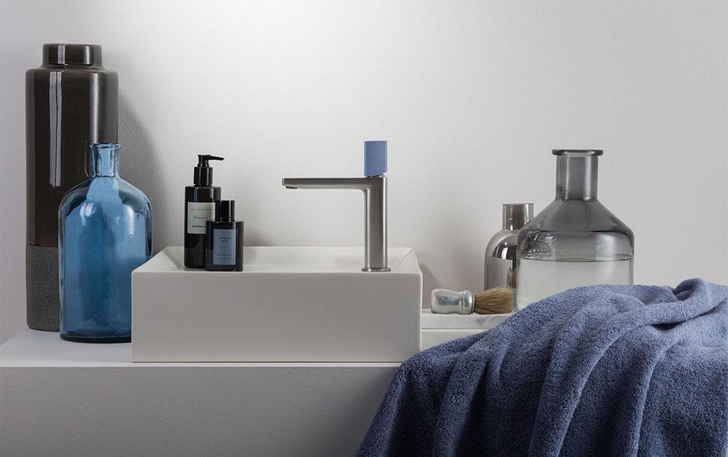 lavabo da appoggio piccolo