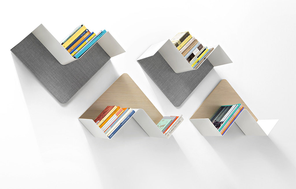 mensola libreria design