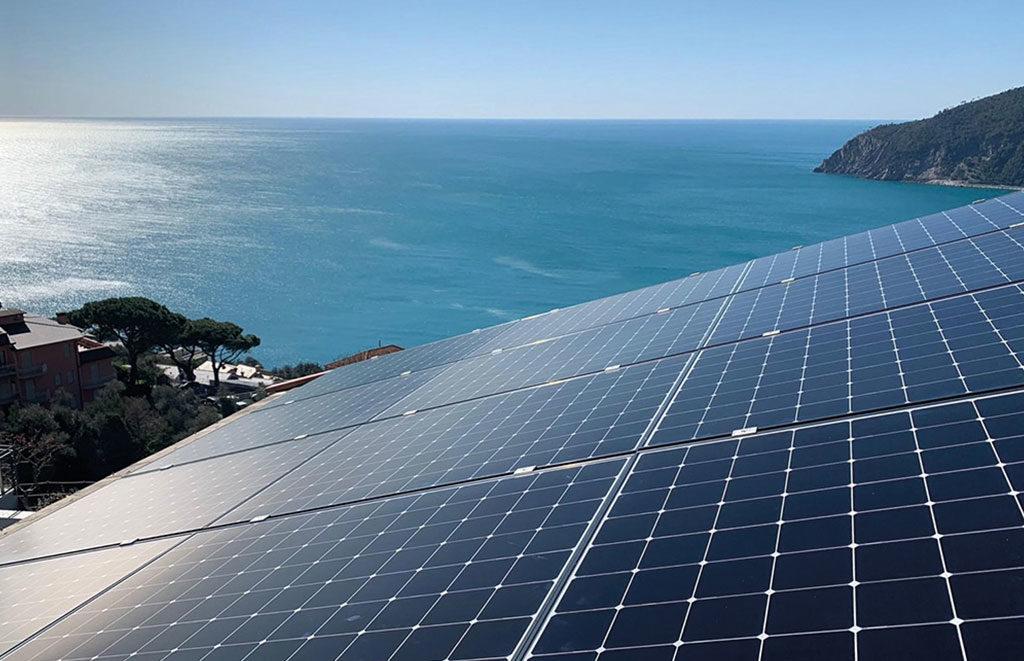 pannelli tetto fotovoltaico