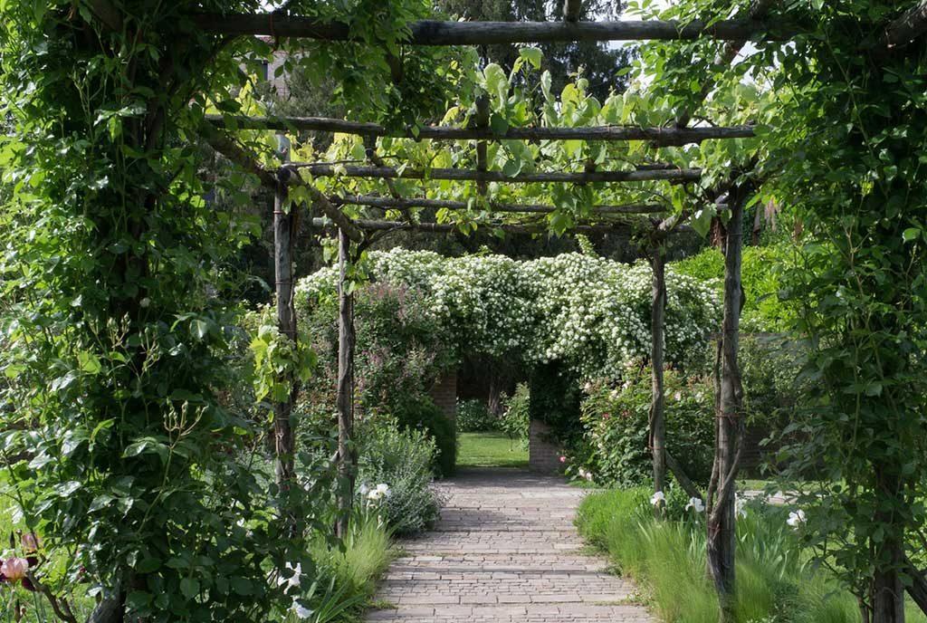 pergolato giardino