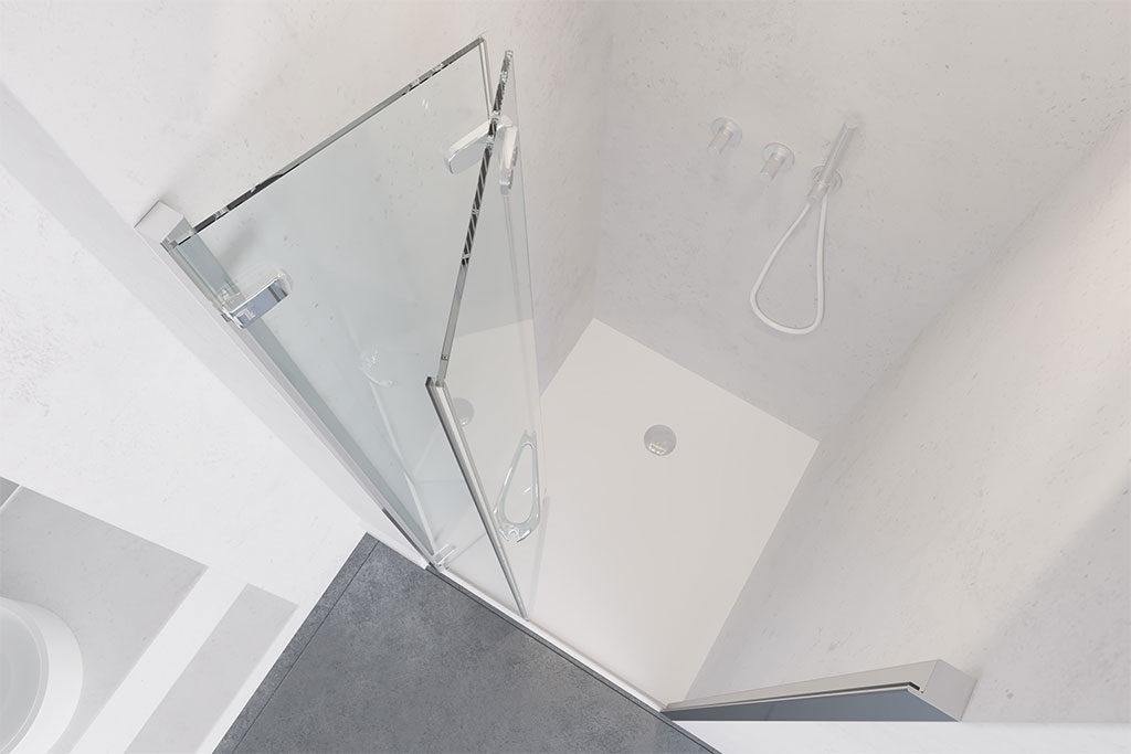 porta pieghevole box doccia