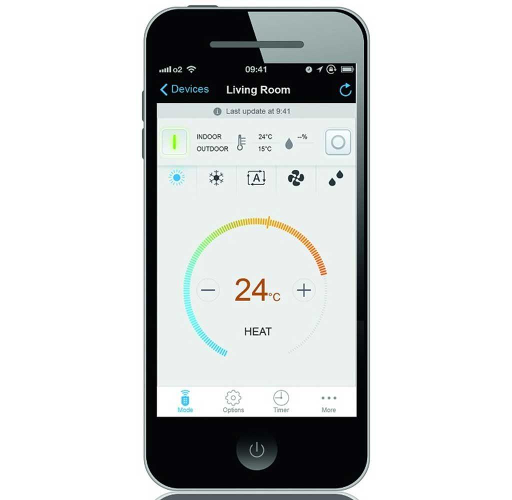 app controllo clima casa