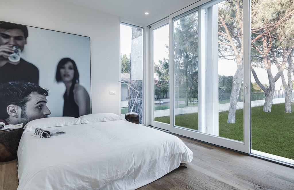 camera letto casa green