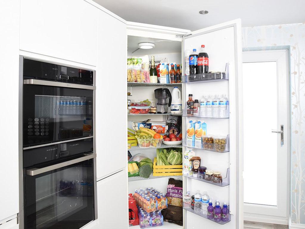 frigorifero incasso