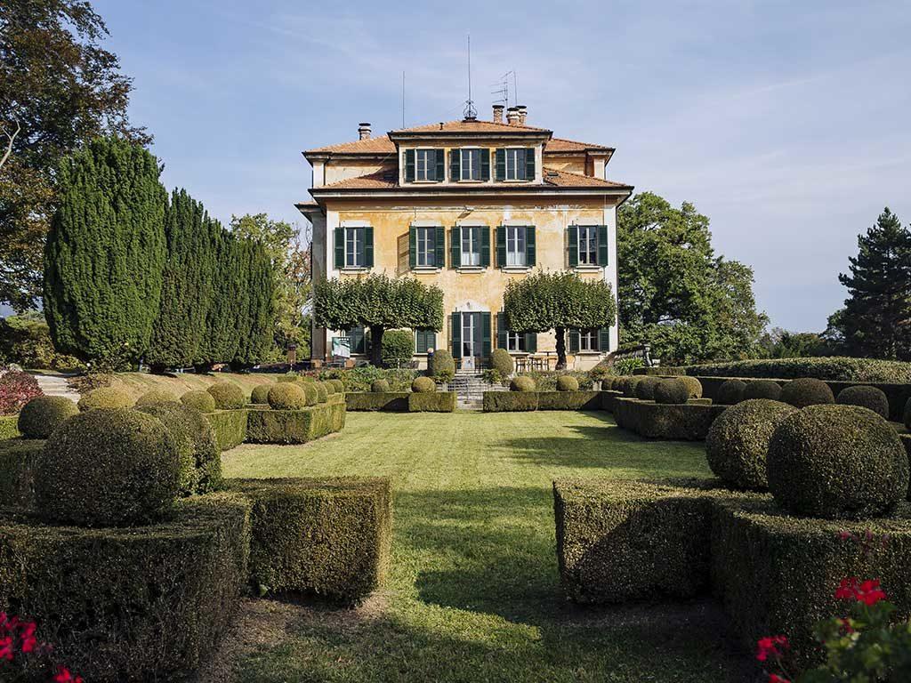 giardino villa craven varese