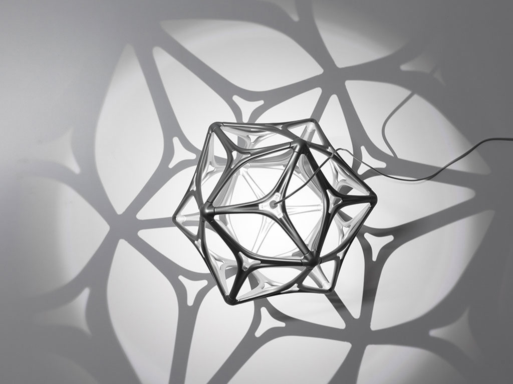design modulare lampada
