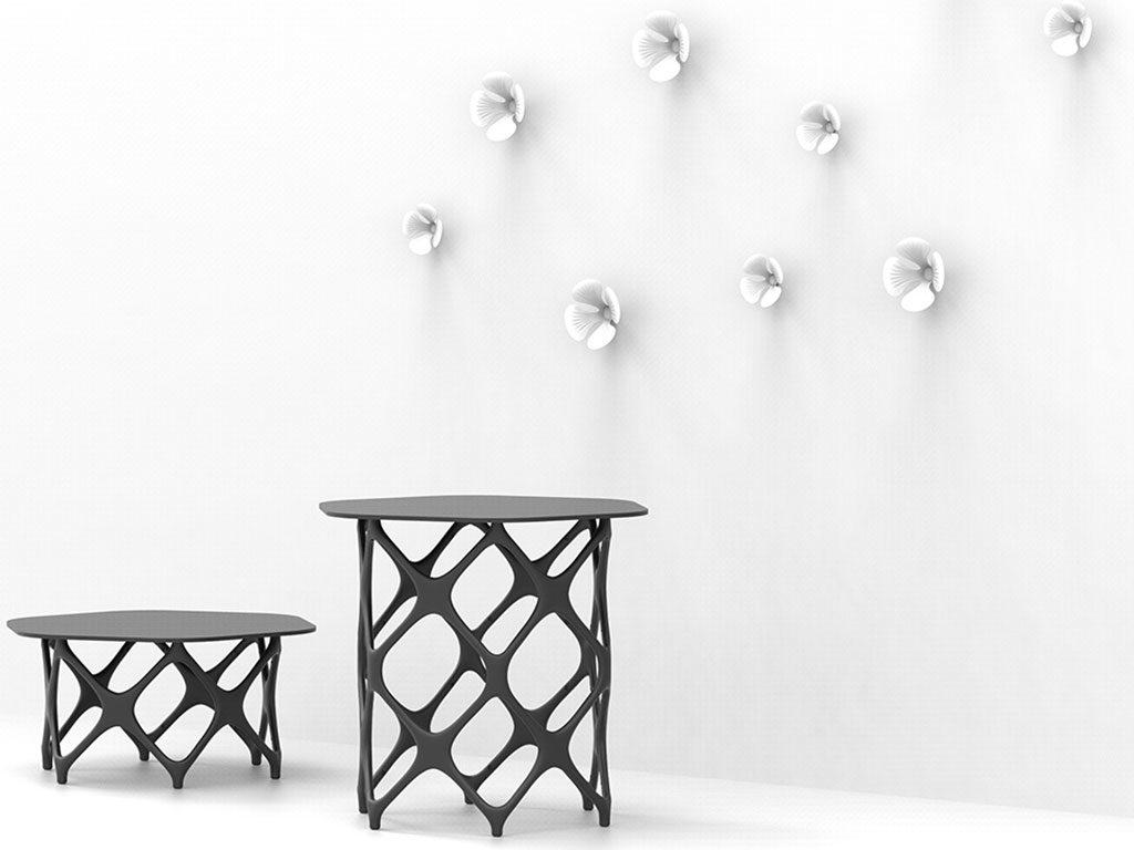 lampade a parete fiori