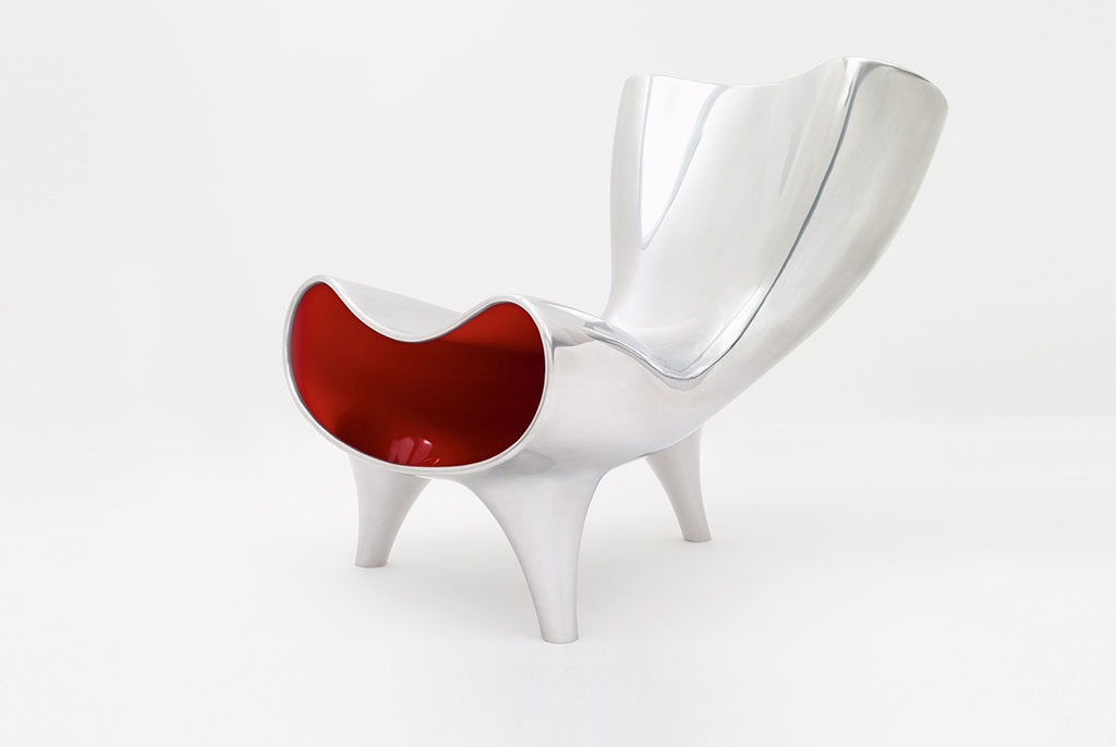 orgone chair design marc newson