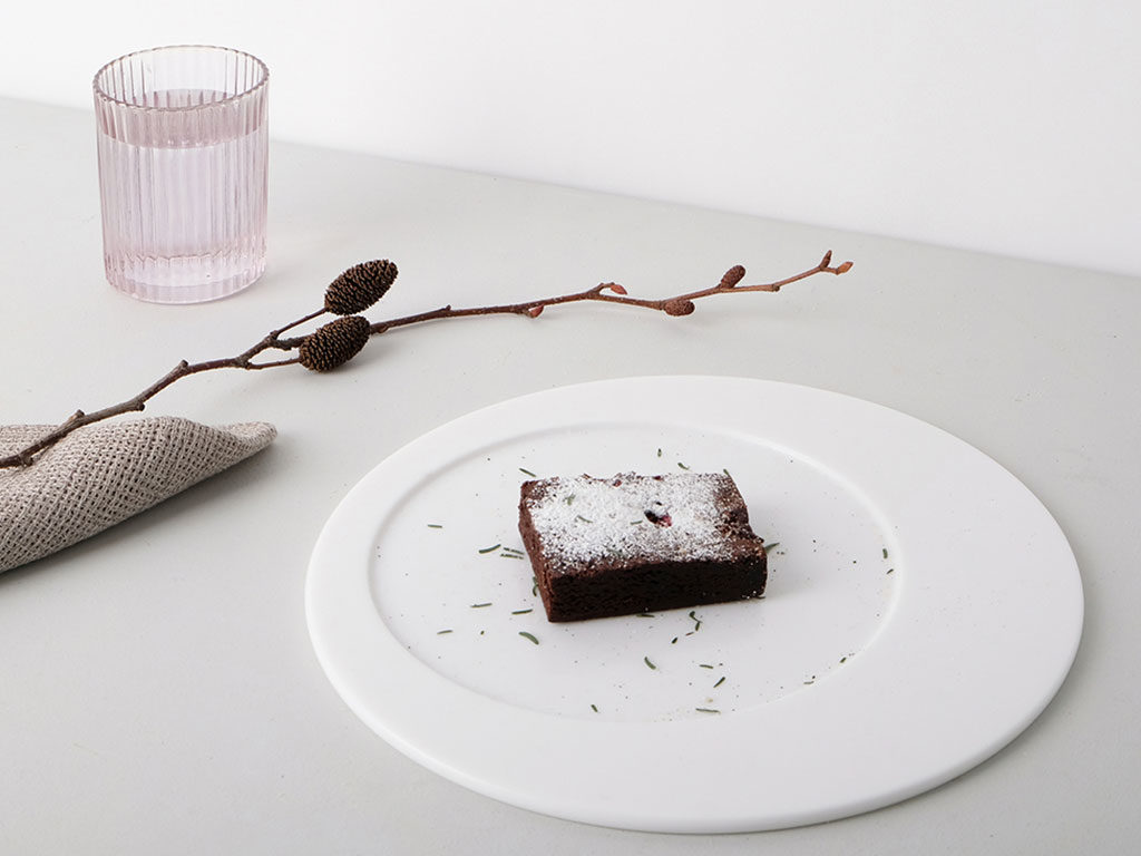 piatto design dessert