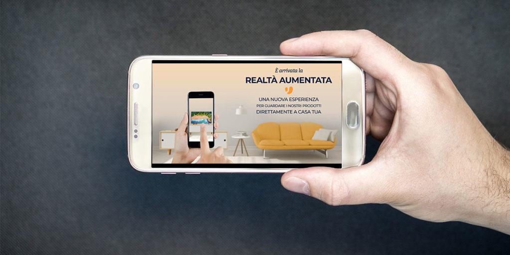 smartphone realta aumentata