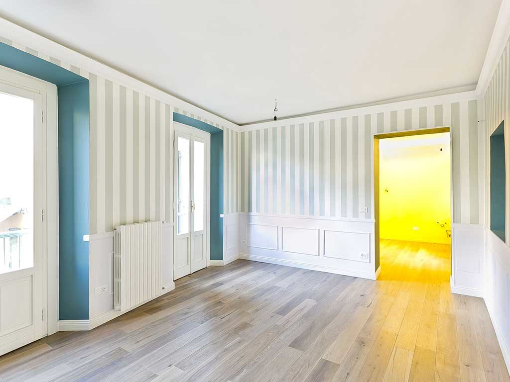 ristrutturazione casa uso colori