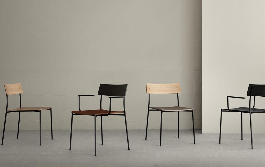 sedie minimal design