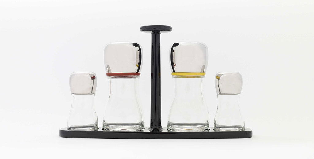 set porta condimenti marc newson