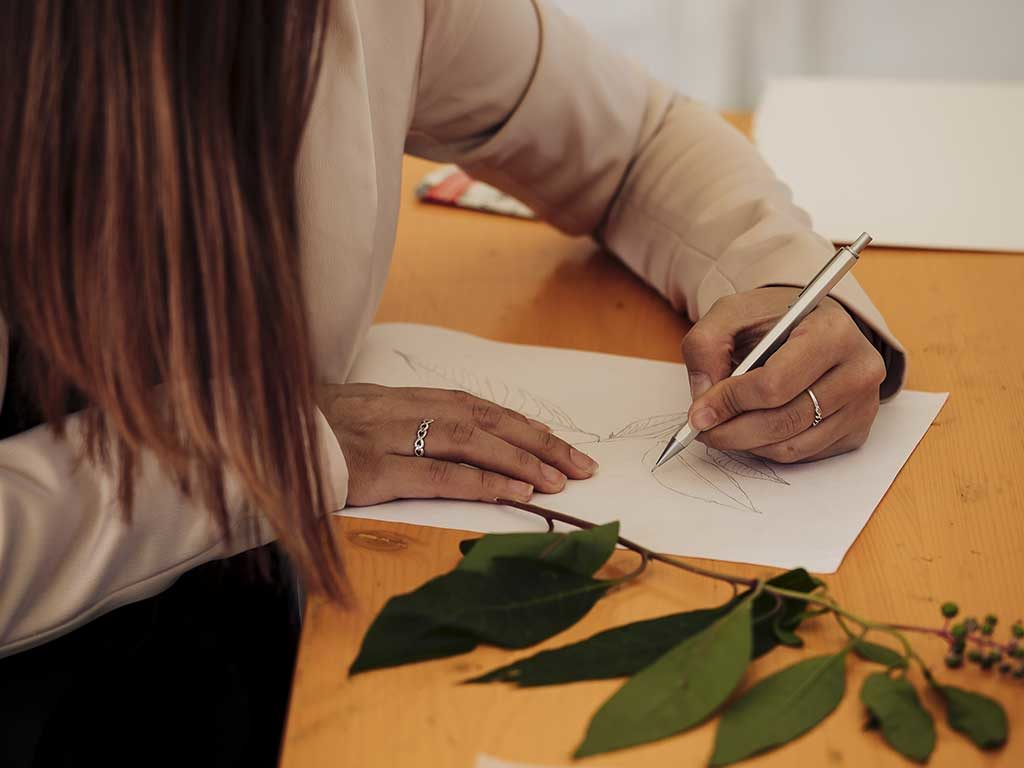 workshop disegno piante