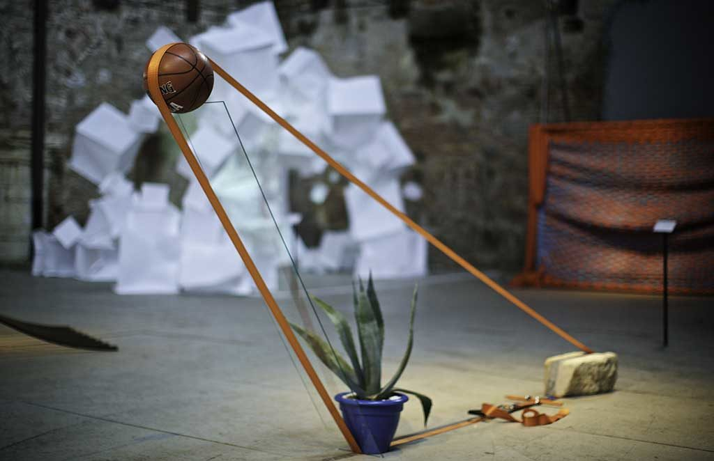 arte laguna prize mini installazione