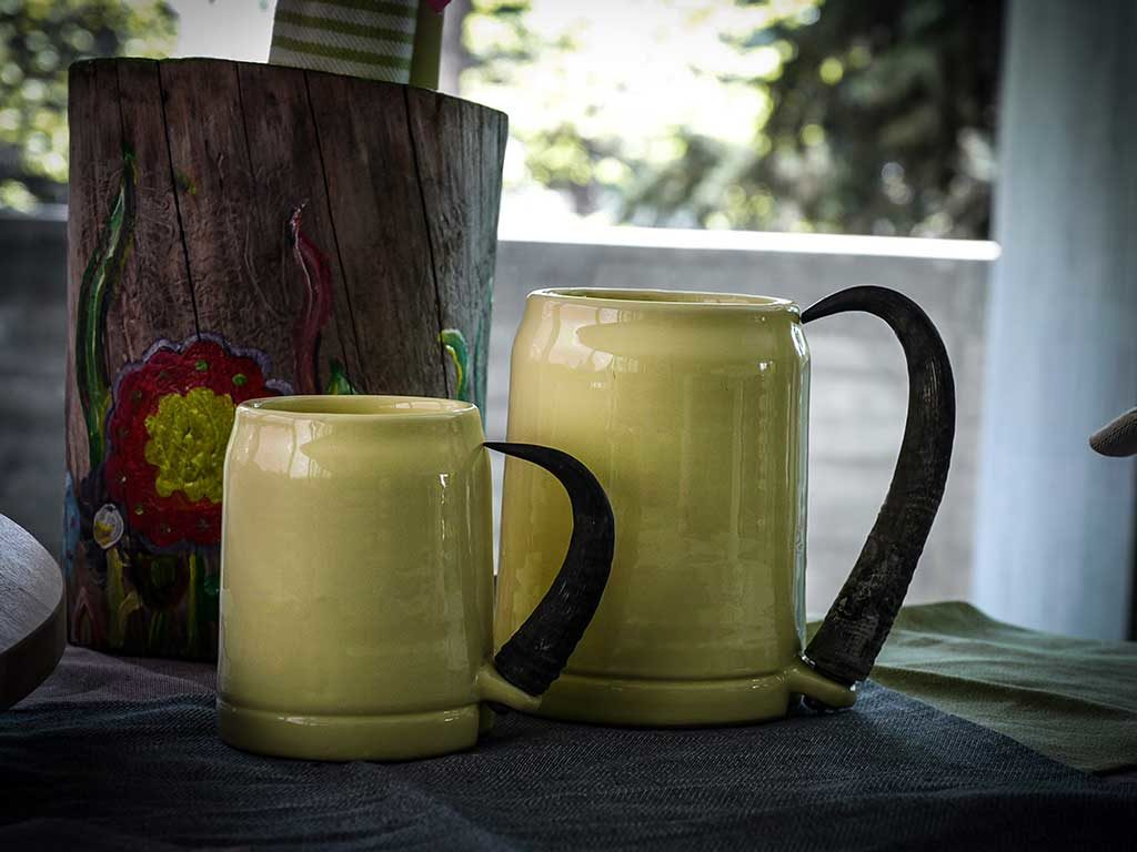 boccali ceramica