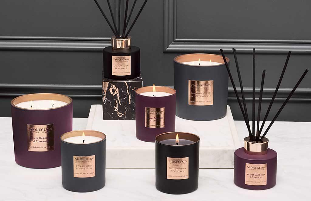 candele e profumatori ambiente