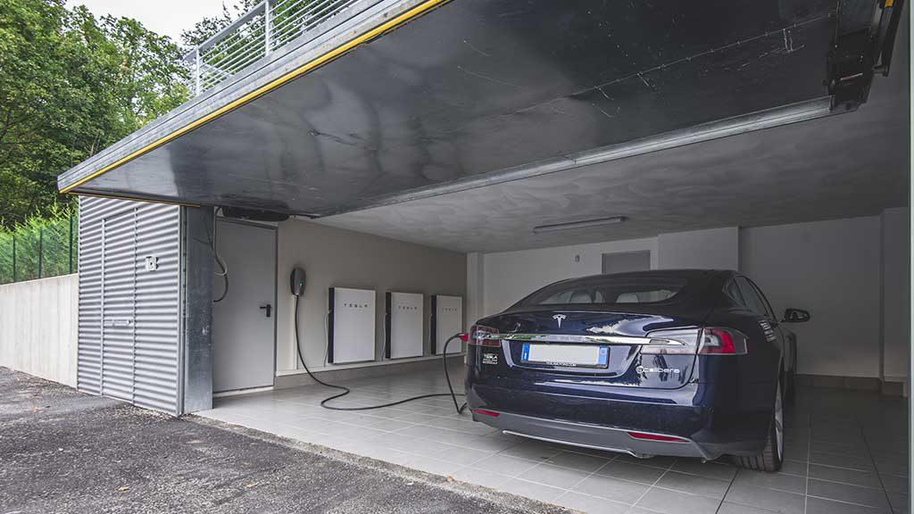 colonna ricarica auto elettrica casa