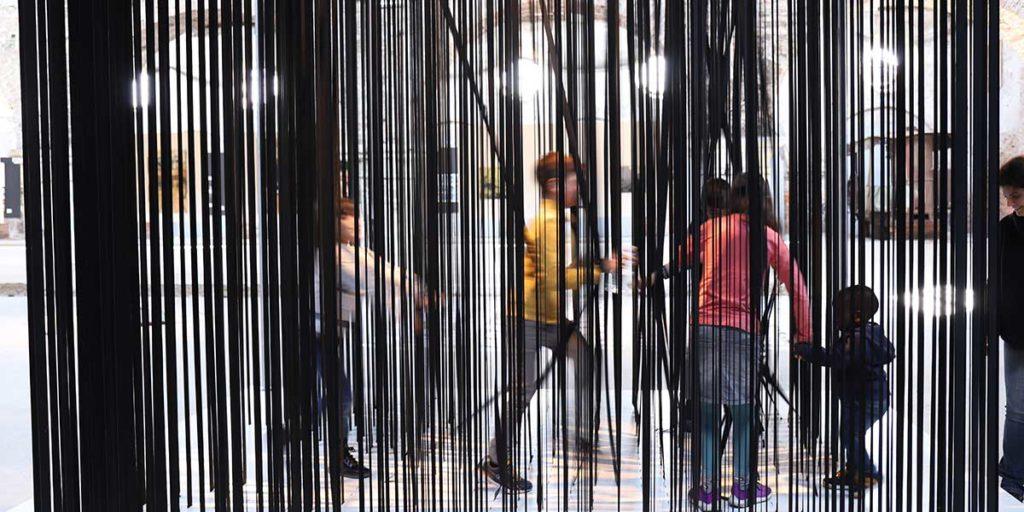 installazione arte laguna prize