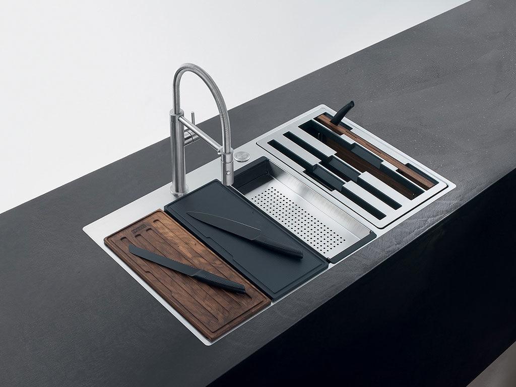 lavello accessori taglieri