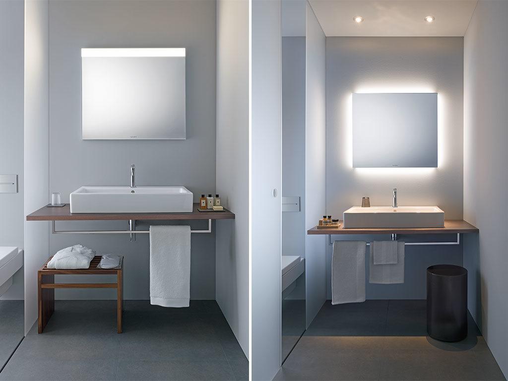 specchio bagno retroilluminato