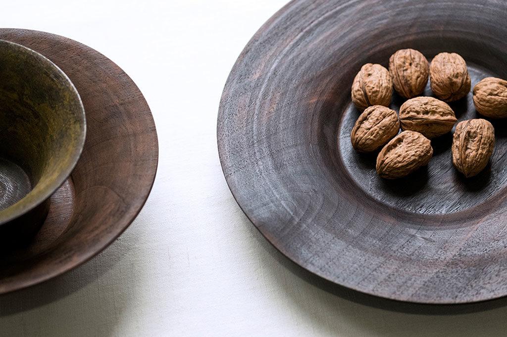 piatti artigianali legno design