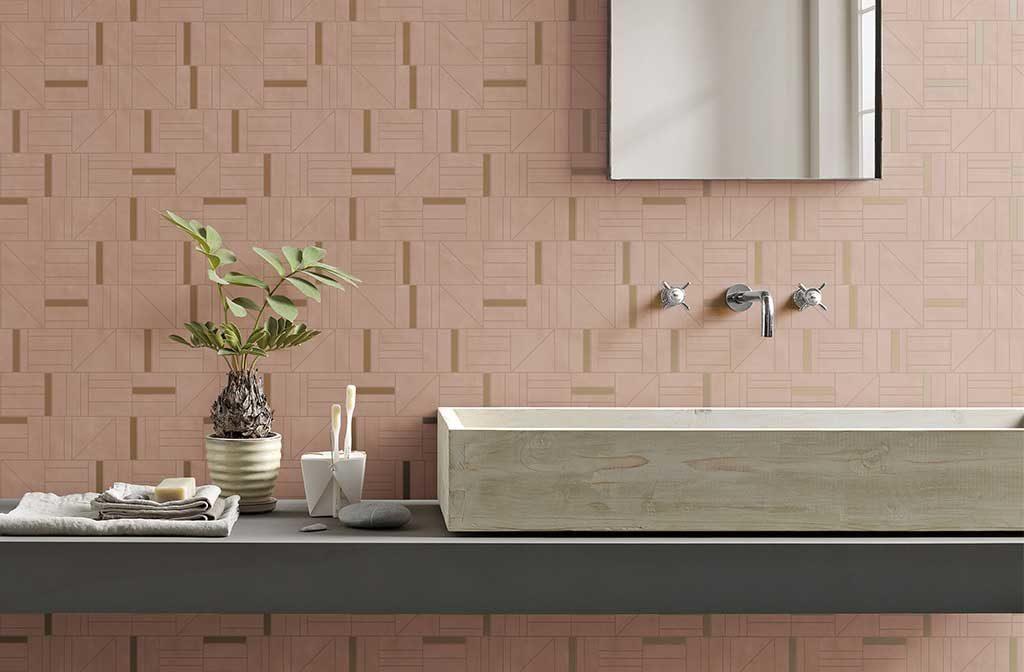 rivestimento bagno pattern